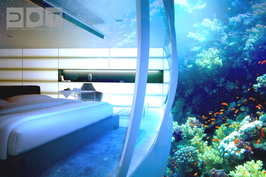 World visit dubai hotel underwater for Nice hotels in dubai