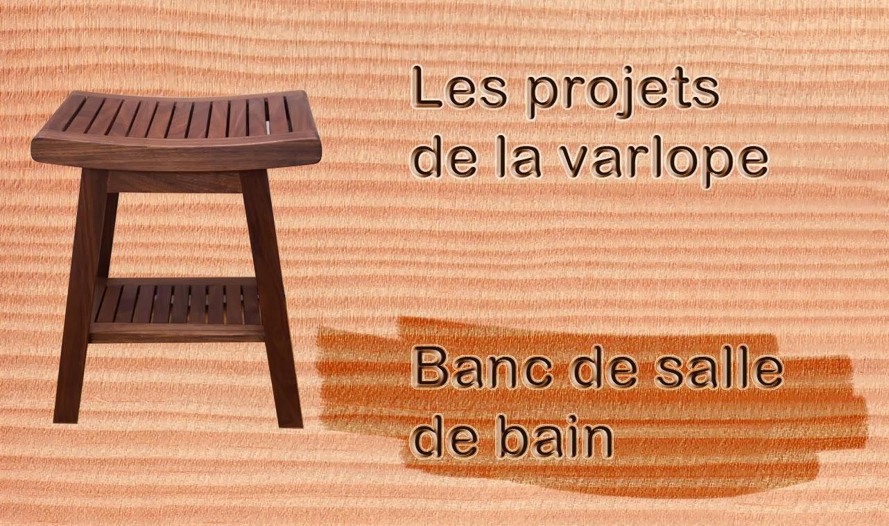 Banc En Bois Salle De Bain : Banc Bois Salle De Bains : La d?co de salle de bain en bois – 107