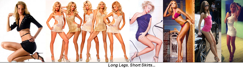 Long Legs, Short Skirts