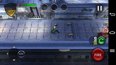 Juego de matar Zombies protagonizado por el Juez Dredd