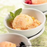 Apricot Yogurt Ice