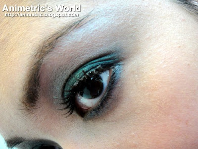 Smokey eyes by Animetric