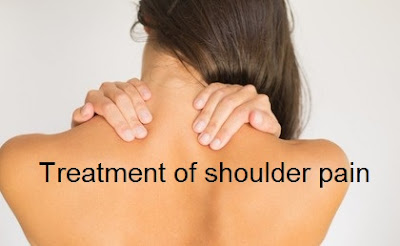 Treatment of shoulder pain