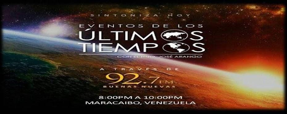 EVENTOS DE LOS ULTIMOS TIEMPOS