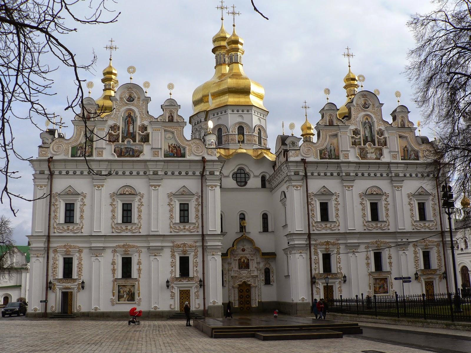 Киев-Печерская-Лавра