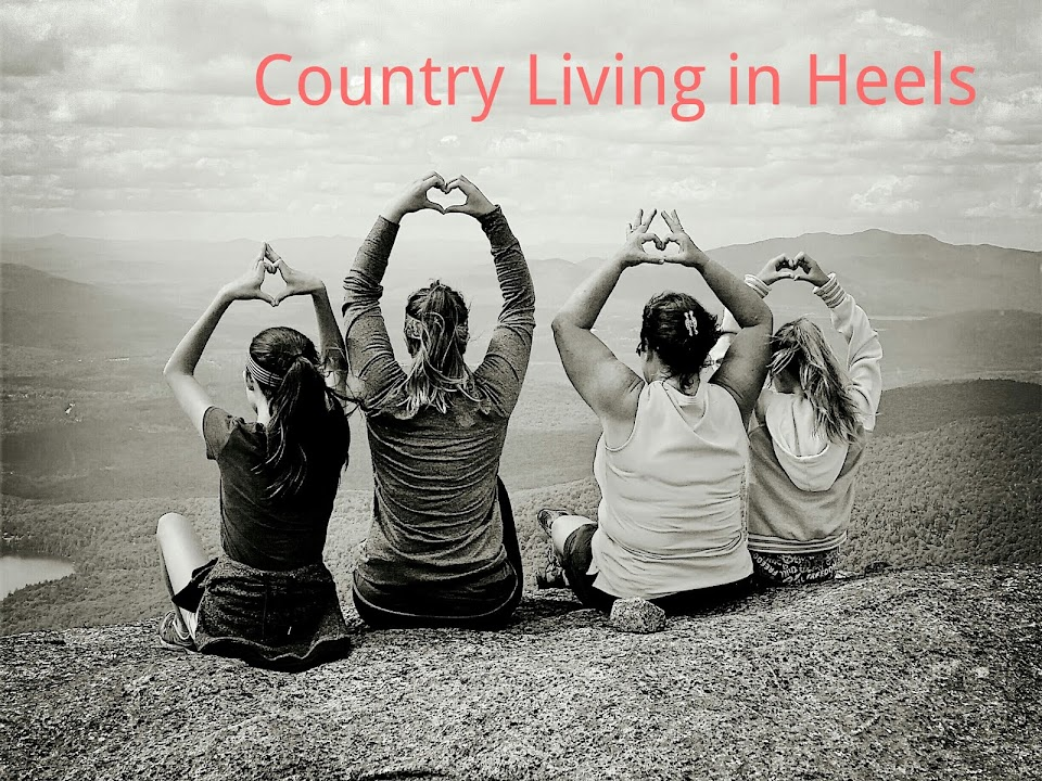Country Living in Heels