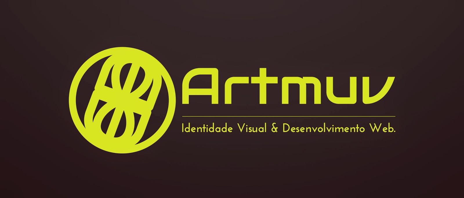 A R T M U V - Identidade Visual & Desenvolvimento Web
