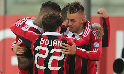 Parma-Milan 1-1 highlights