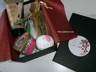 Contenido mi caja Mi Sensualbox