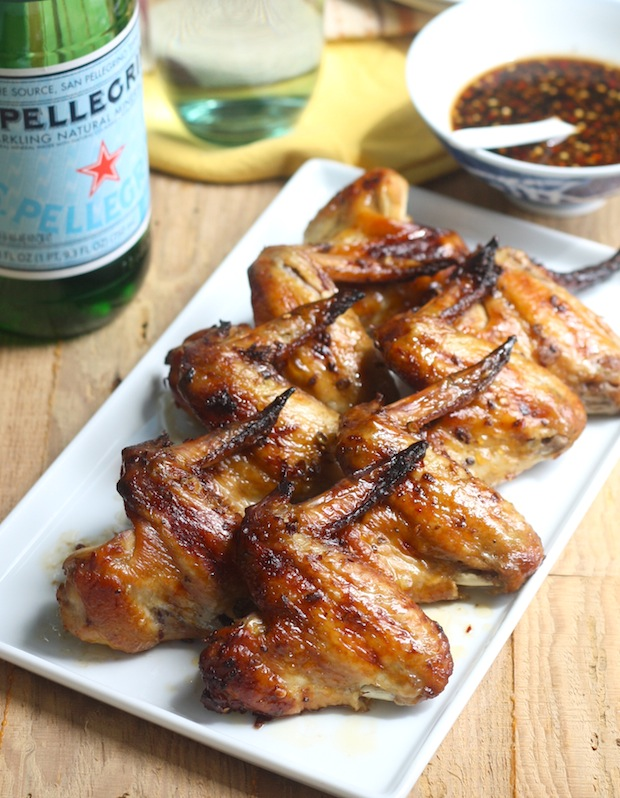 Sichuan Chicken Wings recipe by SeasonWithSpice.com