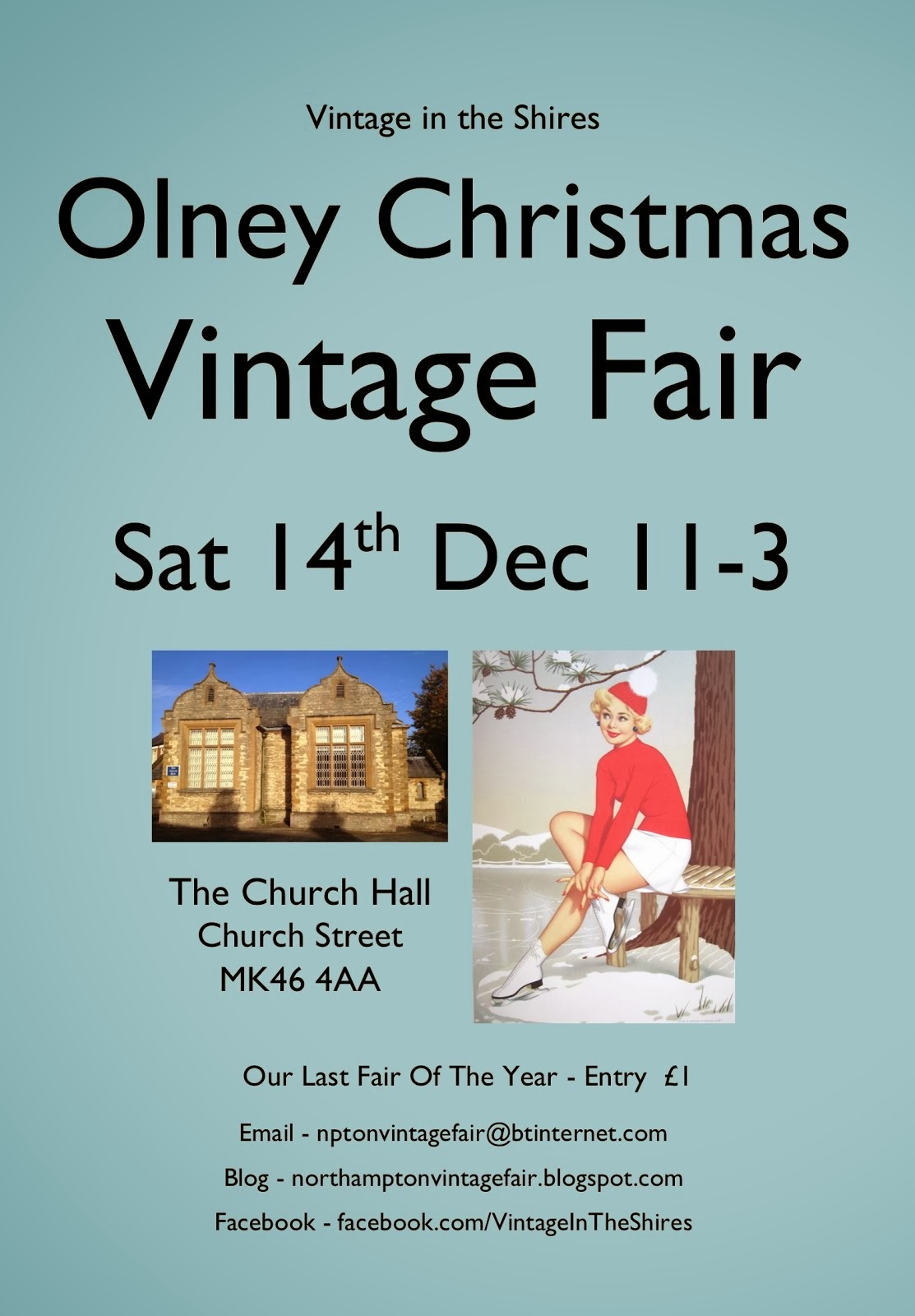 Olney Christmas Vintage Fair