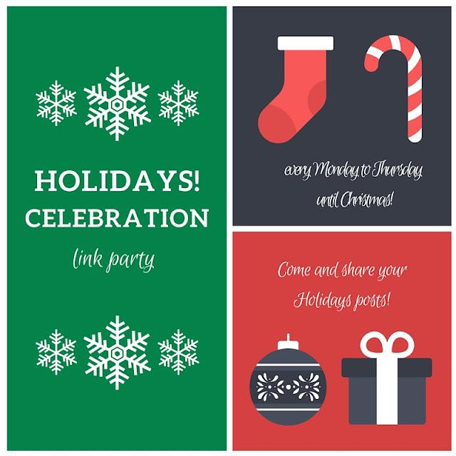 Holidays Celebration Link Party