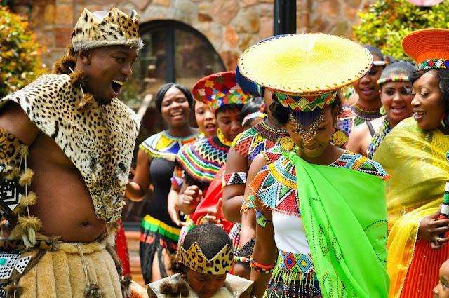 Twende Harusini AFRICAN TRADITIONAL WEDDINGS COSTUMES JE TANZANIA KAMA NCHI HATUNA