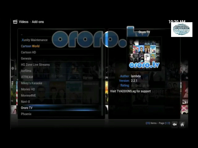 Install PVR IPTV Simple Client addon on XBMC – How to tutorial