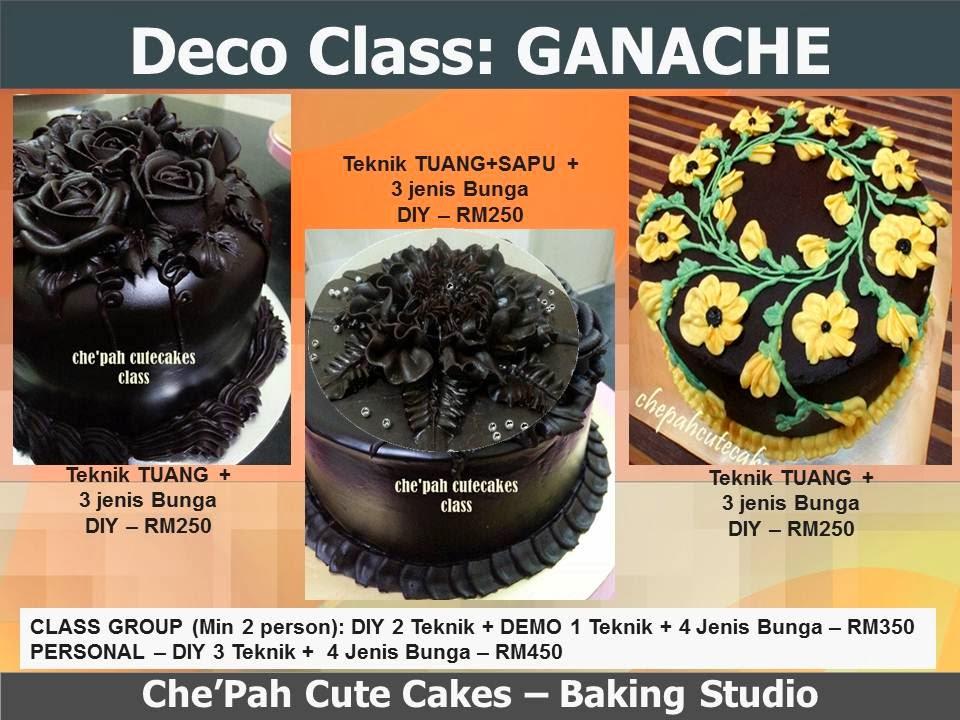 Deco Class: GANACHE