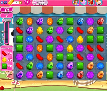 Candy Crush Saga 669