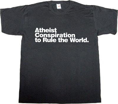 useless religions atheism t-shirt ephemeral-t-shirts