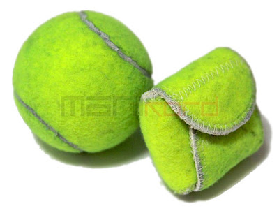 Creative and Cool Ways To Reuse Old Tennis Balls (30) 12