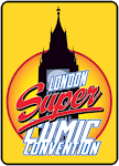 NEXT EVENT -LONDON SUPERCOMICON