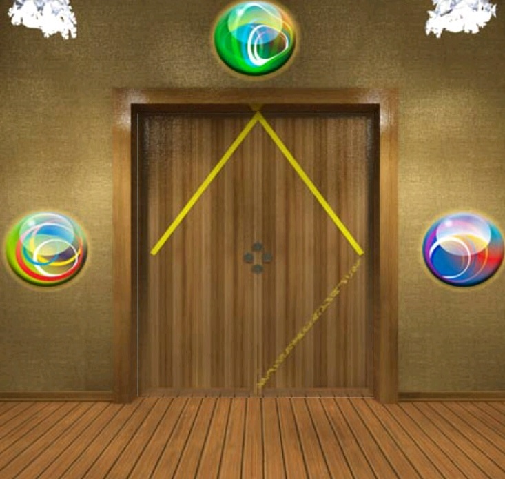 Solved 100 doors of revenge level 96 to 100 walkthrough for 100 doors door color