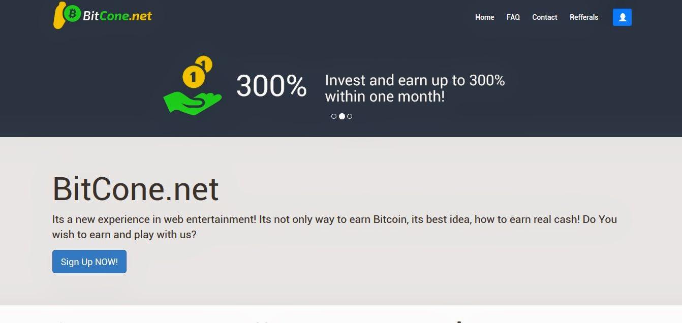 Situs Faucet Ponzi Terbaru Mirip BTC-flow