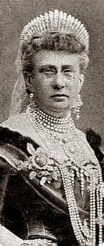 Grande-duchesse Vera Constantinovna de Russie