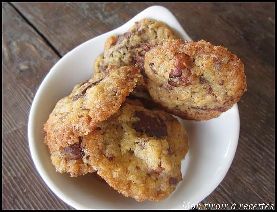 cookies de michel et augustin