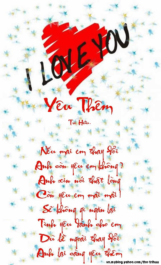 Những bức ảnh đẹp in bài thơ tình yêu hay và ý nghĩa