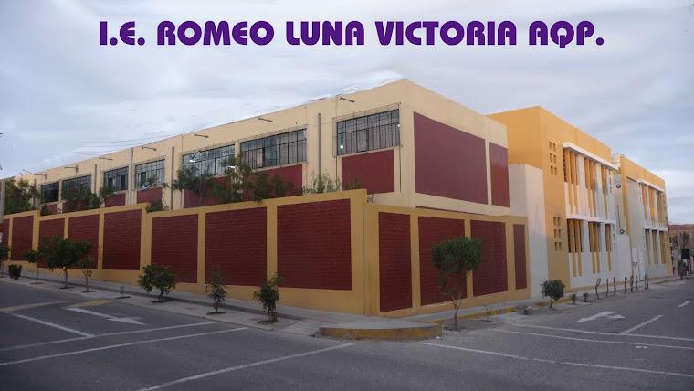 COLEGIO ROMEO LUNA VICTORIA AQP 2013