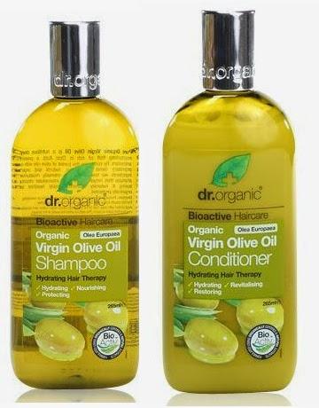 dr organic aceite de oliva champu acondicionador