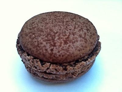 Les meilleurs macarons au chocolat de Paris - Arnaud Lahrer