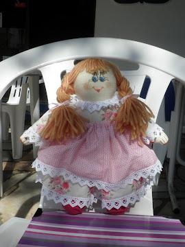 boneca clarinha