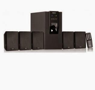 Buy Philips DSP30U 5.1 Speaker at Rs.1894 : Buy To Earn