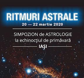 Ritmuri Astrale - Iasi, 20-22 martie 2020