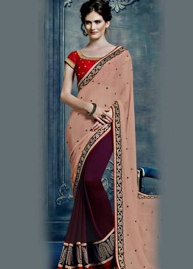 2015 Best Saree Designs By India