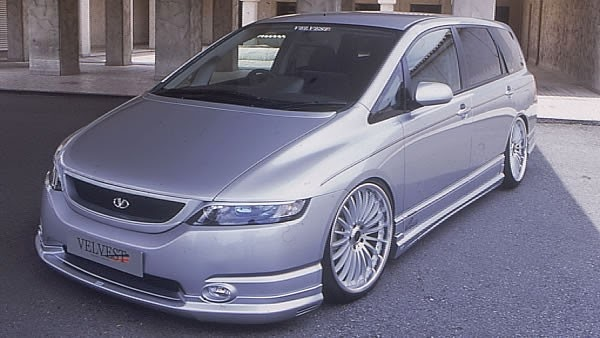 Body Kit Honda Odyssey RB1 Velvest 03-06 Absolute