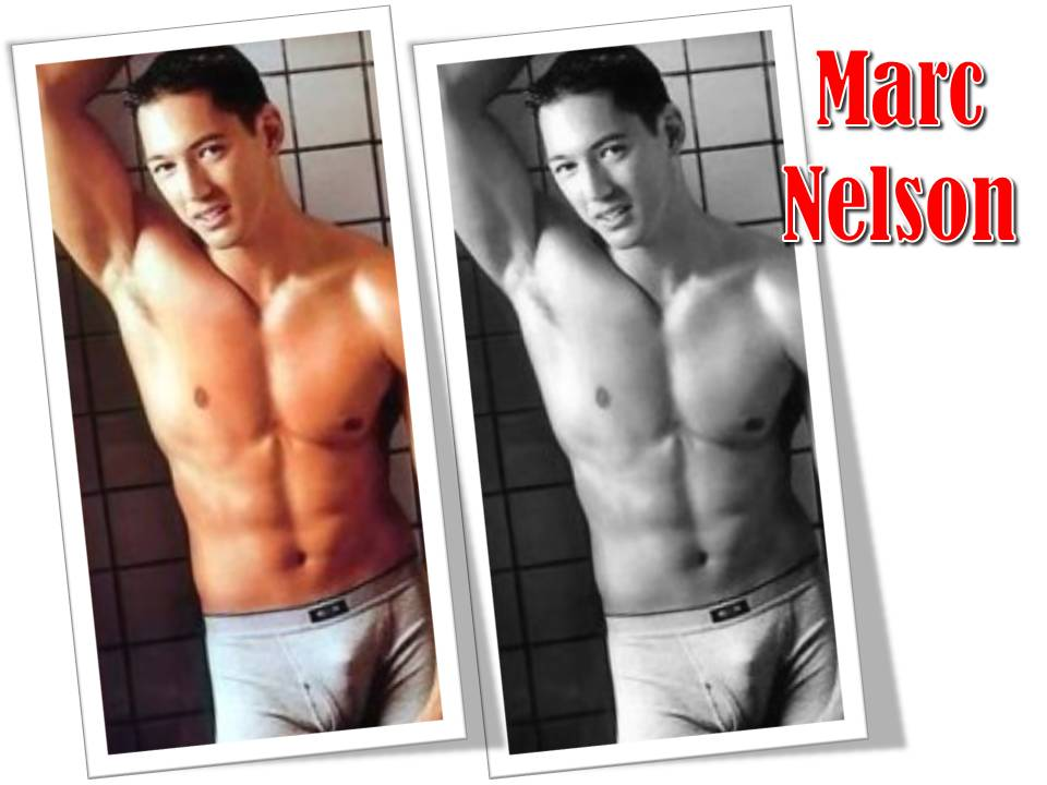 PINOY MALE POWER - SEXIEST PHOTOS ONLINE: Marc Nelson