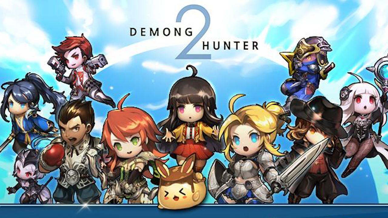 Demong Hunter 2 Gameplay IOS / Android