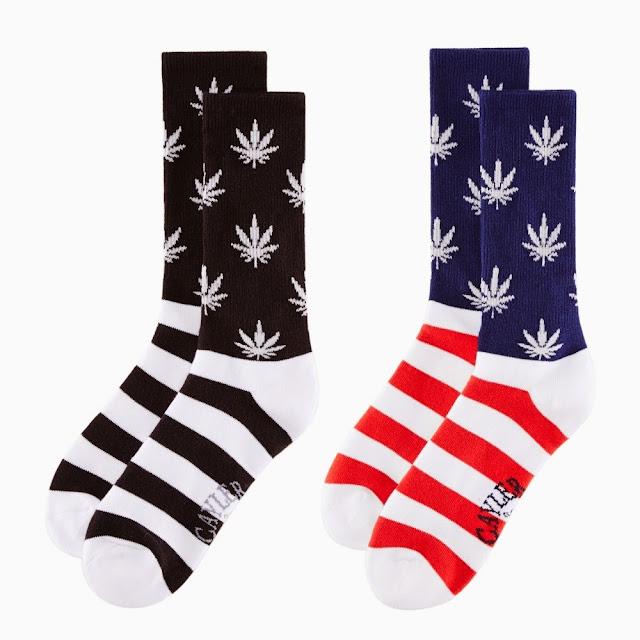 cayler&sons socks usa flag