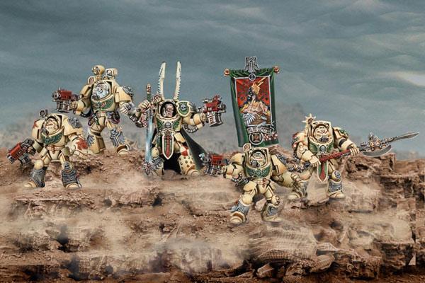 Escuadra de mando del Ala de Muerte