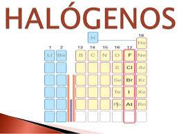 Los avengers taller 3 quimica el grupo de los halgenos vii se encuentra en la parte extrema izquierda de la tabla peridica presentan los ms altos potenciales de ionizacin y la ms urtaz Image collections