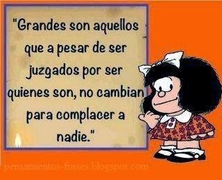 frases de Quino Mafalda