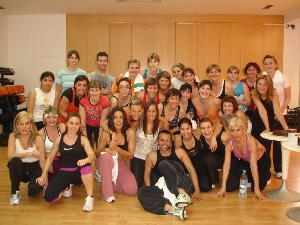 VicFitness and dance