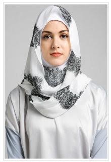 Desain Hijab Modern Untuk Kuliah Terbaru Terpopuler 2015