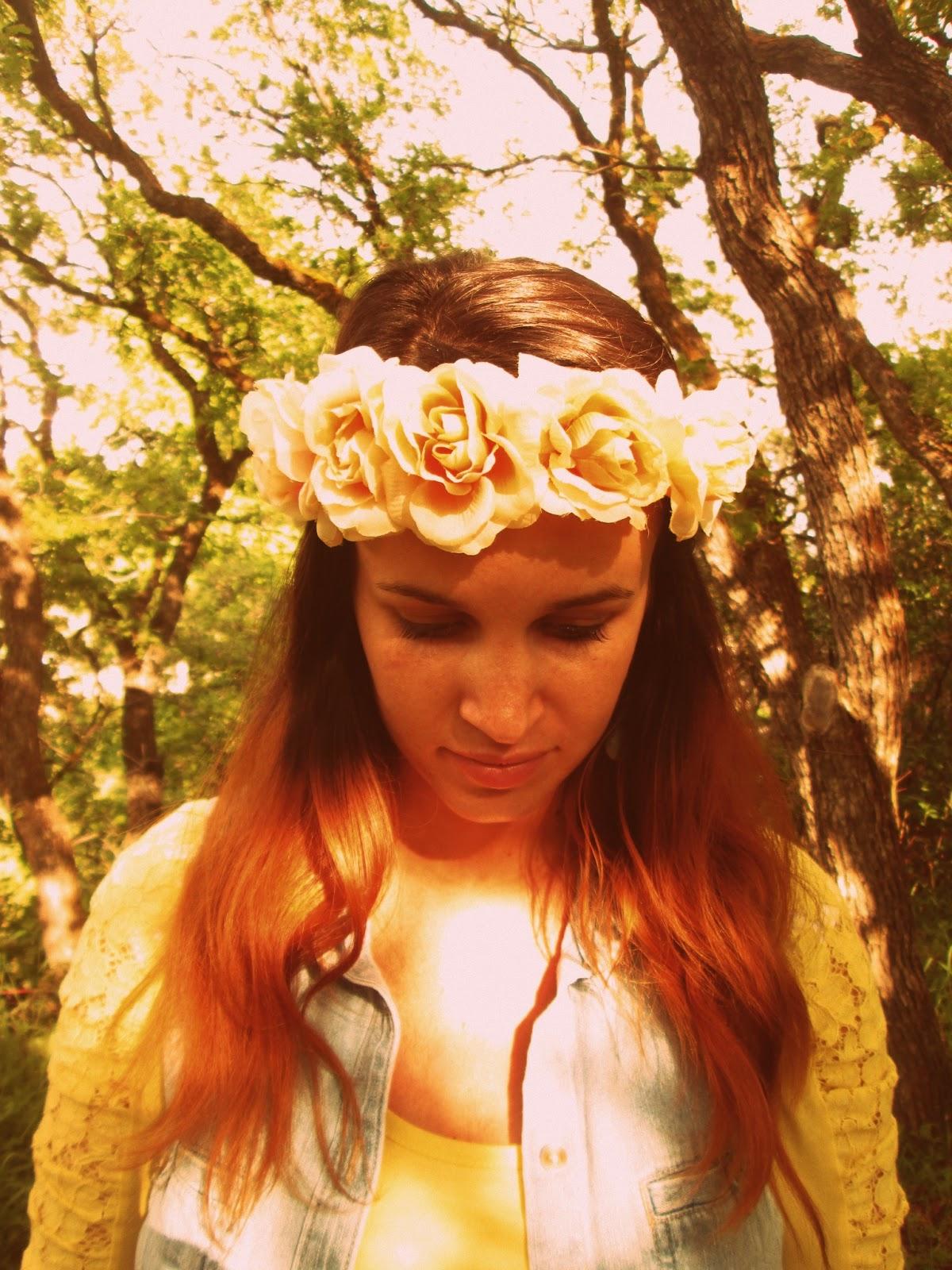 Flower Child Fashion Day twenty-one // flower child