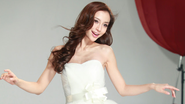 Angelababy 杨颖 Wallpaper 壁紙 HD 02