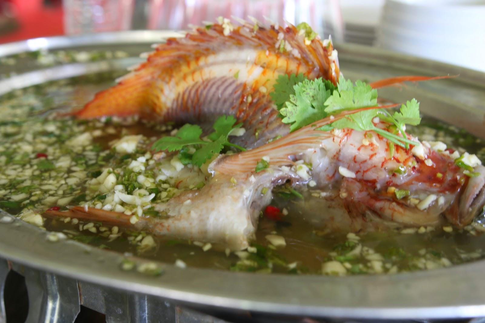 Chillout, Soulout & Freakout: Fish Farm Thai Restaurant @Hulu Langat