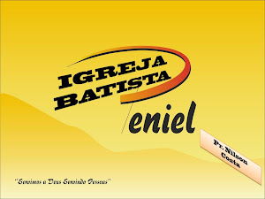 IGREJA BATISTA PENIEL - AURELINO LEAL/Bahia - Pr. Nilson Costa
