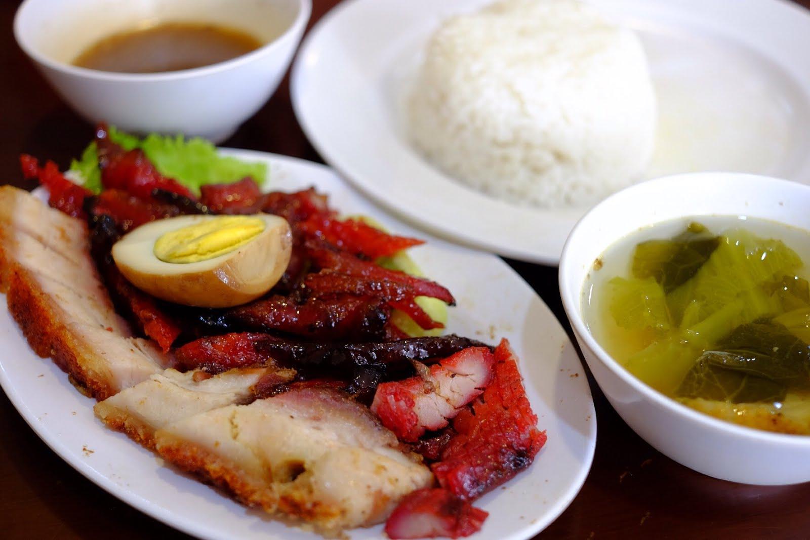 Nasi Hainan Komplit, Nasi Hainan Di JOGJA, Nasi Hainam Campur, Nasi Hainan Campur Babi Panggang