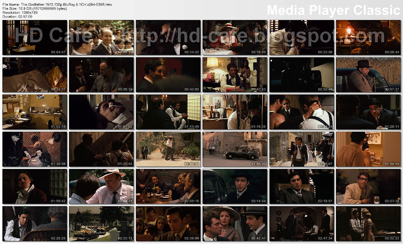 The Godfather 1972 video thumbnails